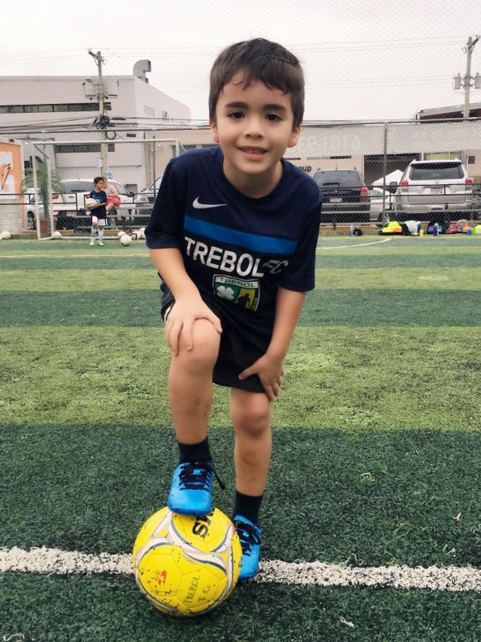 Jugador TREBOL FC