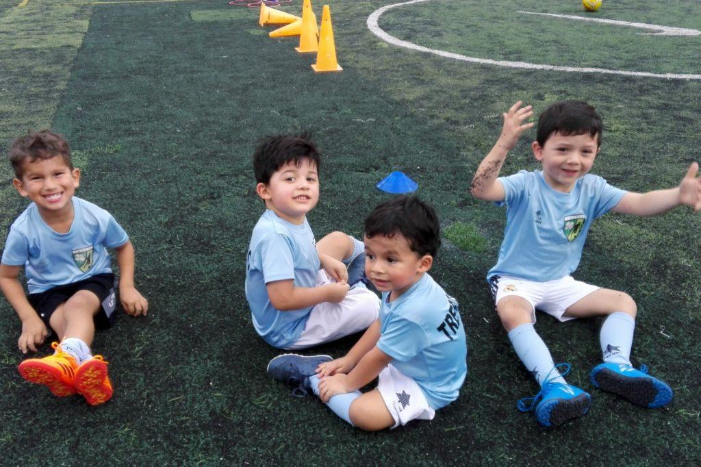 SEMILLITAS TREBOL FC