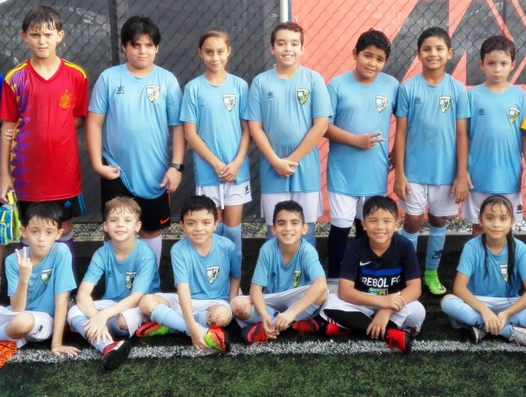 SUB11 TREBOL FC