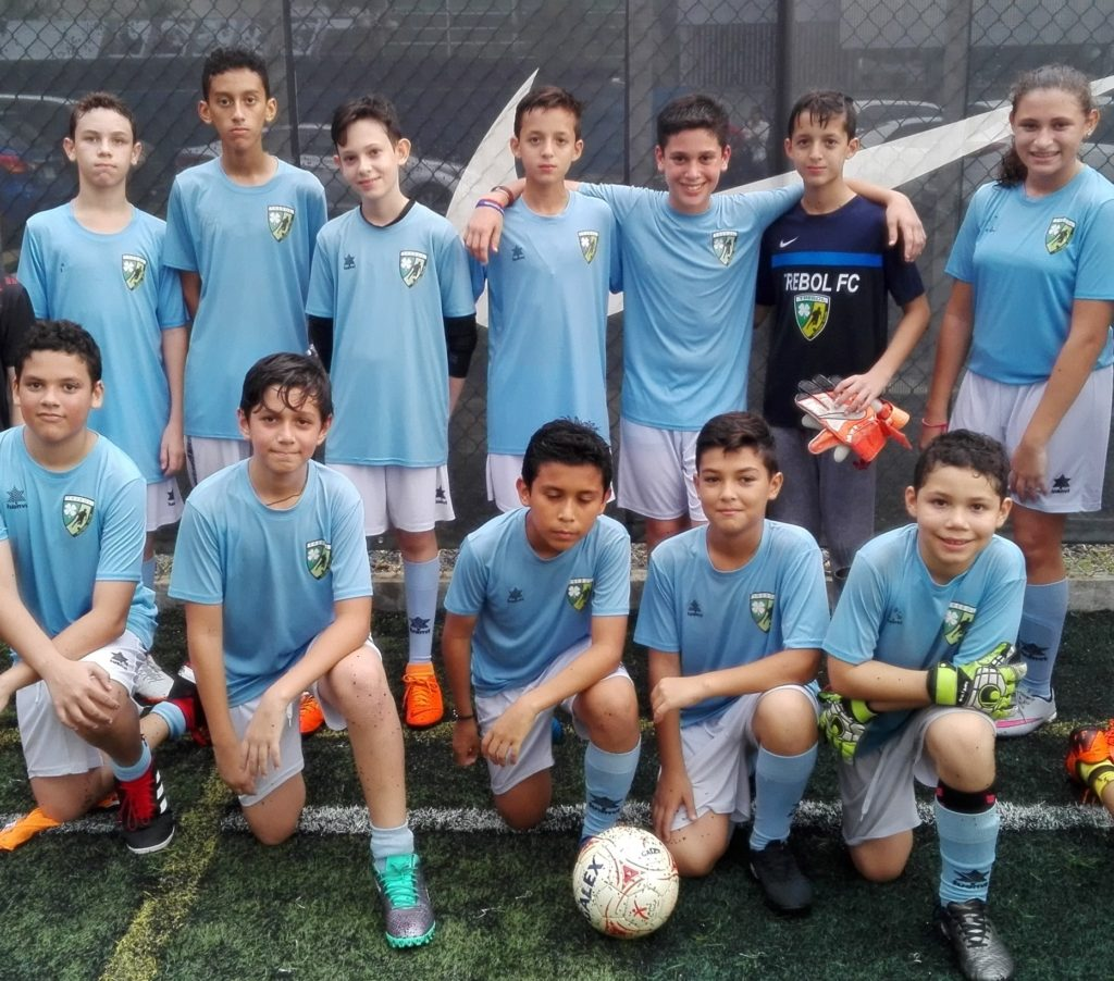 SUB13 TREBOL FC